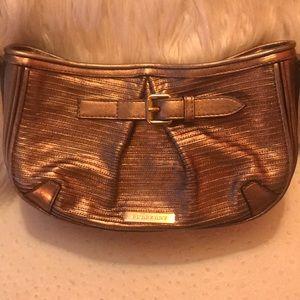💥sale Authentic Burberry gold bag